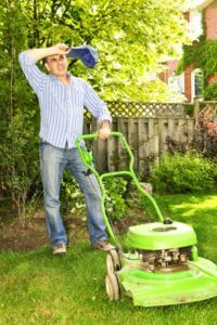 Lawn Care Maintenance Conway