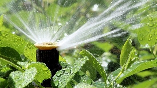 What is the importance of an irrigation system?